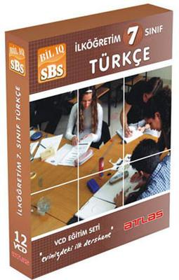 Bil Iq 7.Sınıf Türkçe Vcd Seti 12 VCD + Rehberlik Kitapçığı
