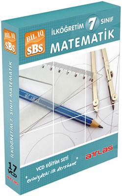 Bil Iq Sbs 7.Sınıf Matematik Vcd Seti 17 VCD + Rehberlik Kitapçığı