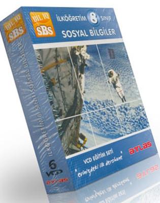 Bil Iq 8.Sınıf Sosyal Bilgiler  Vcd Seti 6 VCD + Rehberlik Kitapçığı