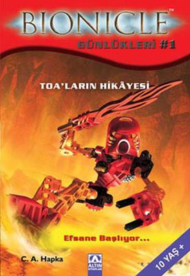 Bionicle Günlükleri-1 Toaların Hikayesi