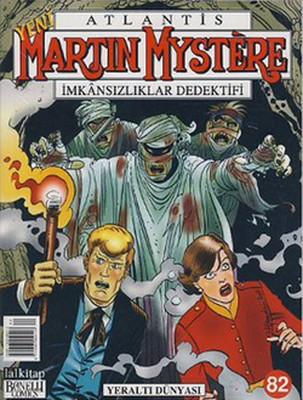Martin Mystere Sayı - 82