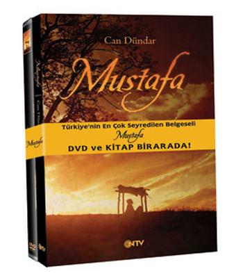 Mustafa (DVD + Kitap) Birarada Combo paket