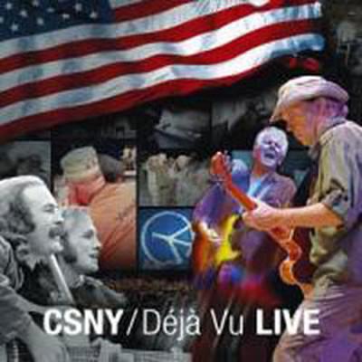 Csny - Deja Vu Live