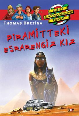 Dört Kafadarlar - Piramitteki Esrarengiz Kız