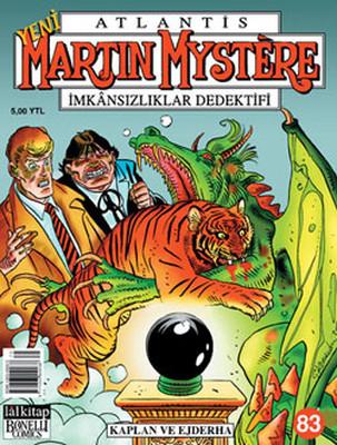Martin Mystere Sayı - 83
