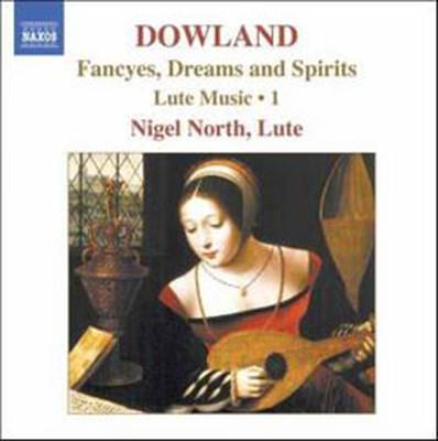Dowland Lute Music