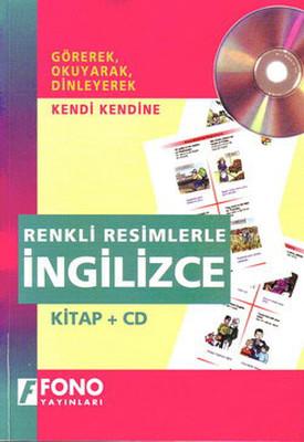 Renkli Resimlerle İngilizce CD'li - Kutulu