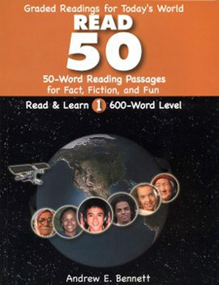 Read Learn-1: Graded Readings for Today's World Read 50
