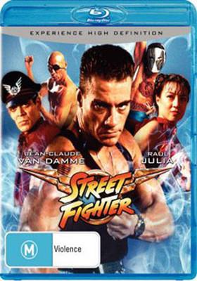 Street Fighter - Sokak Dövüşçüsü