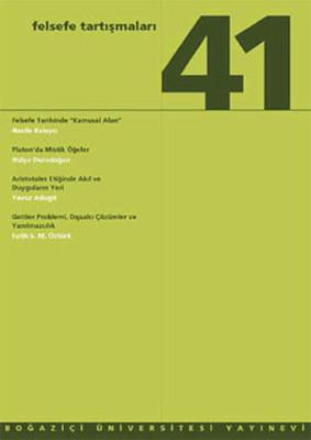 Felsefe Tartışmaları 41