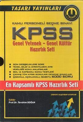 KPSS Genel Yetenek-Genel Kültür  Hazırlık Seti
