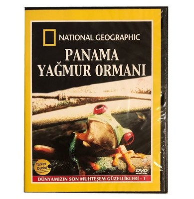 National Geographic - Yagmur Ormani