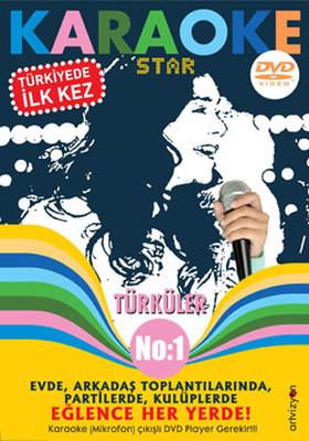 Karaoke Star 1- Türküler (Mikrofon Hediyeli)