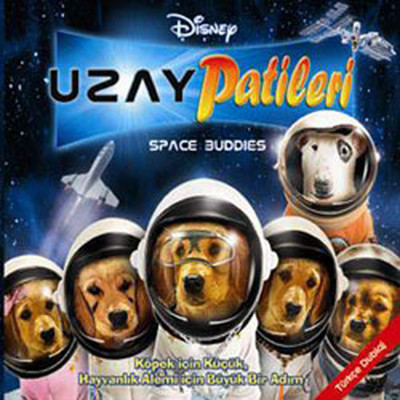 Space Buddies - Uzay Patileri