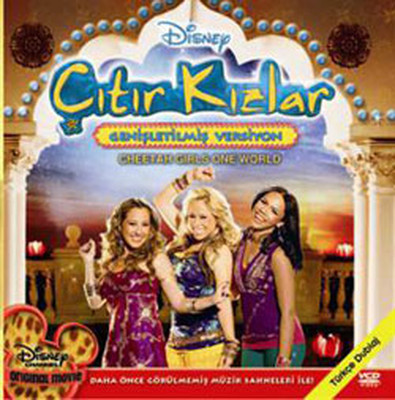 Cheetah Girls 2009 - Çitir Kizlar 2009