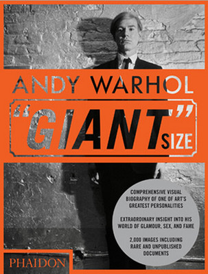 Andy Warhol 'Giant' Size, Large Format