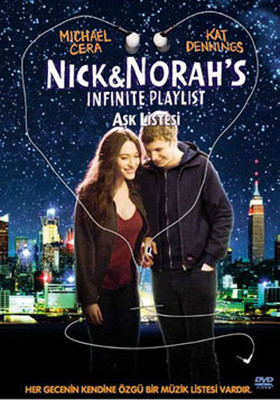 Nick And Norah's İnfinite Palylist-Aşk Listesi