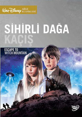 Escape To Witch Mountain S.E - Sihirli Daga Kaçis Özel Versiyon