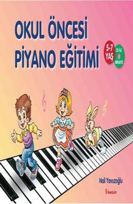 Okul Öncesi Piyano Eğitimi