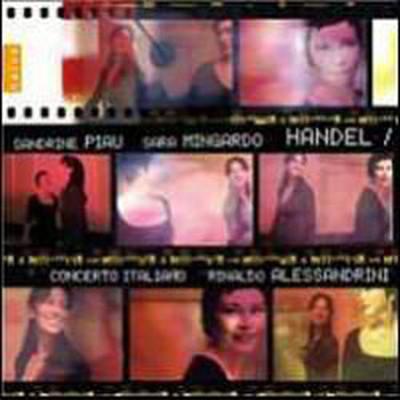 Haendel, Opera Arias and Duets