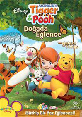 My Friends Tigger & Pooh: Nature Of Things - Arkadaslarim Tigger & Pooh: Dogada Eglence