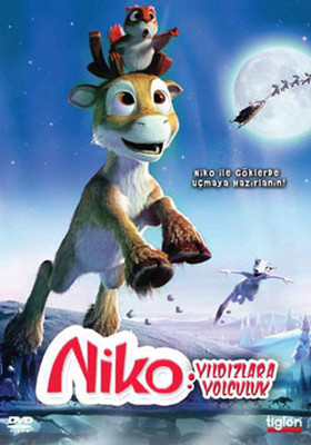 Niko : The Way To The Stars - Niko: Yildizlara Yolculuk (SERI 1)