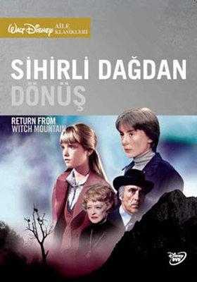 Return From Witch Mountain - Sihirli Dagdan Dönüs