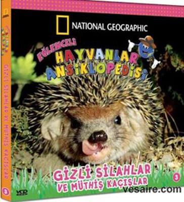 Eglenceli Hayvanlar Ansiklopedisi 3