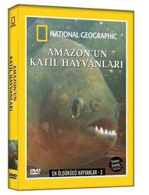 En Öldürücü Hayvanlar 3 - Amazonun Katil Hayvanlari