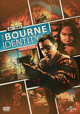 The Bourne Identity - Geçmisi Olmayan Adam (SERI 1)