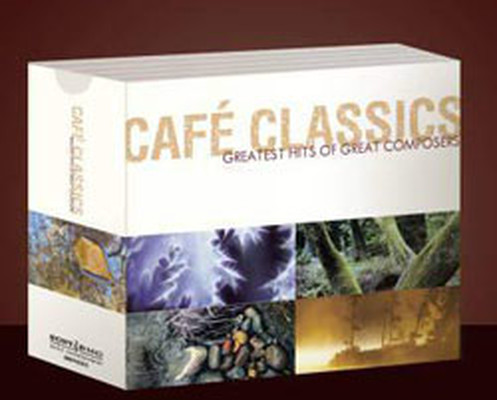 Cafe Classics 'Greatest Hits Of Great Composers '