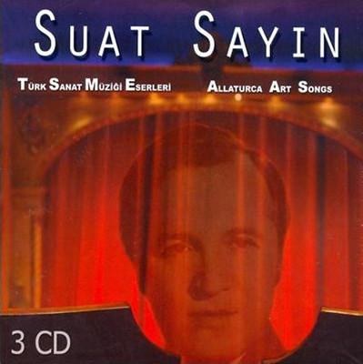 Suat Sayın 3 CD BOX SET