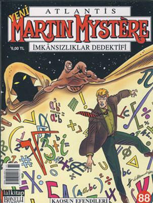 Martin Mystere Sayı - 88