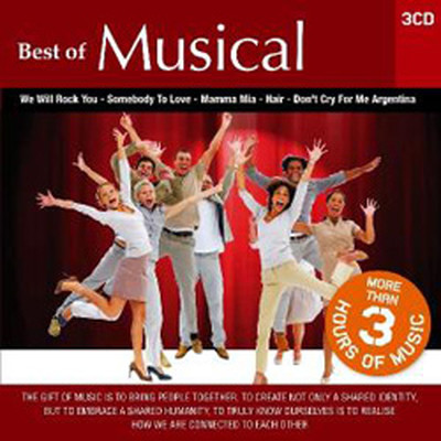 The Best Of Musical / 3cd Set