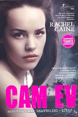 Cam Ev - Morganville Vampirleri Serisi 1.Kitap