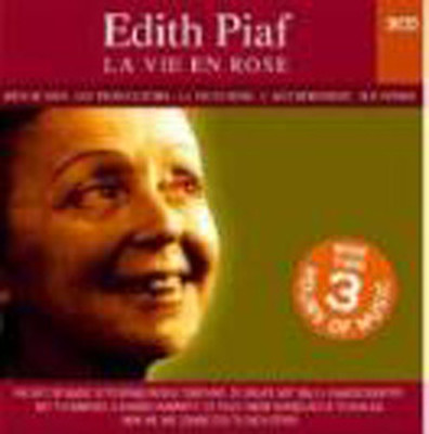 Edith Piaf / 3cd Set