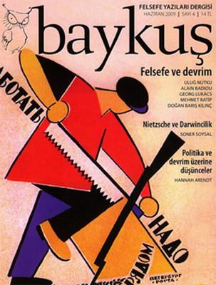 Baykuş Felsefe Yazıları Dergisi Sayı: 4 (Haziran 2009)