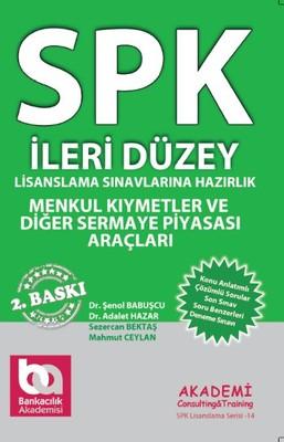 SPK İleri Düzey Menkul Kıymetler ve Diğer Sermaye Piyasası Araçları