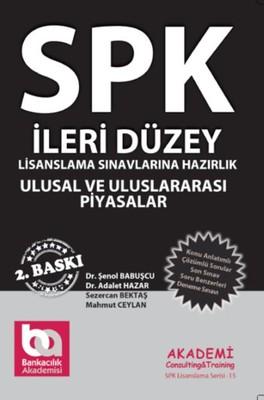 SPK İleri Düzey Ulusal ve Uluslararası Piyasalar