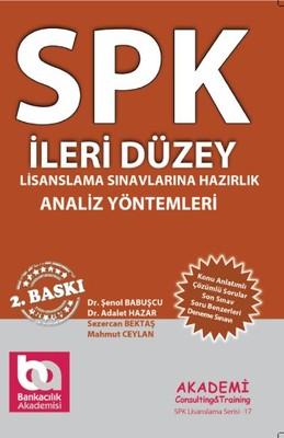 SPK İleri Düzey - Analiz Yöntemleri