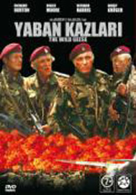 The Wild Geese - Yaban Kazlari