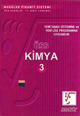 YGS-LYS Kimya-3 YGS-LYS Hazırlık - 11. Sınıf Yardımcı