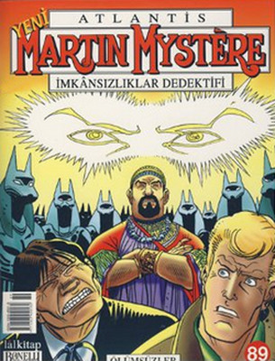 Martin Mystere Sayı - 89