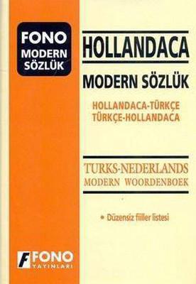 Modern Sözlük (Hollandaca/Türkçe - Türkçe/Hollandaca)