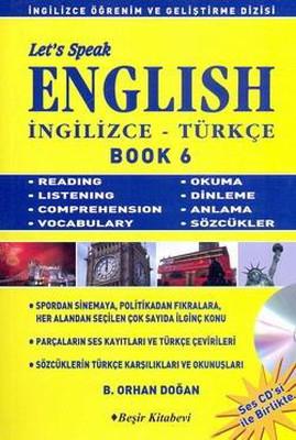 Let's Speak English Book - 6
