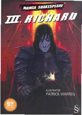 Manga Shakespeare 3. Richard