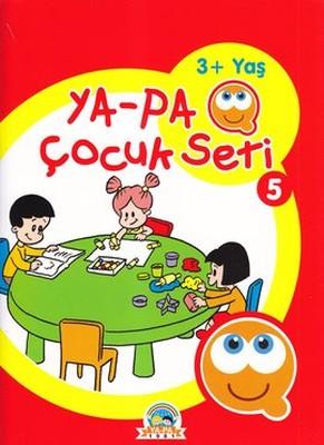 3-4 Yaş Q Çocuk Seti-5