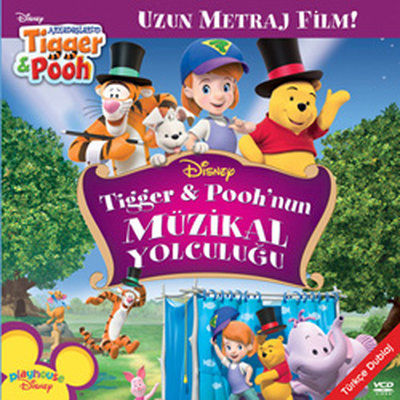 My Friends Tigger And Pooh: And A Musical Too - Arkadaslarim Tigger & Pooh'Nun Müzikal Yolculugu