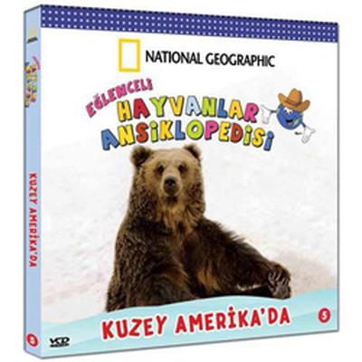 Eglenceli Hayvanlar Ansiklopedisi - Kuzey Amerika da - 5