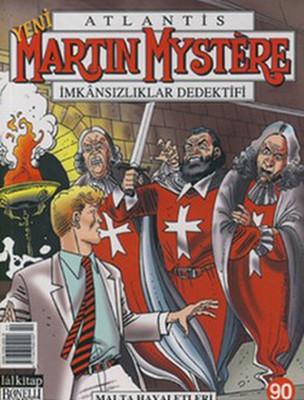 Martin Mystere Sayı - 90